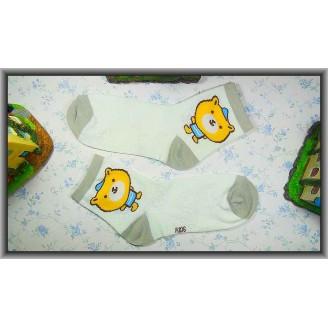 Fashion Lady Socks Season Normal Length Cute Bear Design