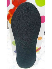Fashion Foot Cover Sheer Perfection Black