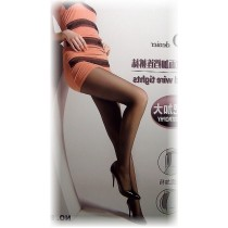 Fashion Pantyhose Plain Design 8D