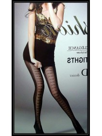 Fashion Pantyhose Style & Elegance Jela With High Exotic Pattern Design 20D