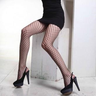 Fashion Sexy Broad Fishnet Pantyhose