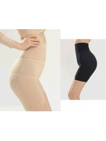 Double Layer High Reshaping Hip & Tummy Pants